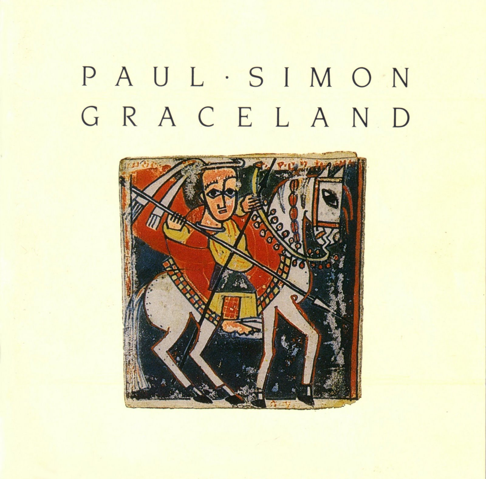 Paul Simon - Graceland - 25th Anniversary Edition